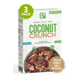 Coconut cereals