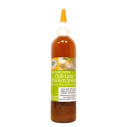 Sauce Éclat d'ail Chili Lime pour Poulet