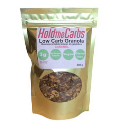 Granola Caramel 300g