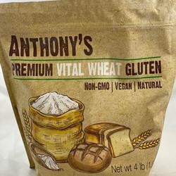 Gluten flour 4 lb (1.81kg)
