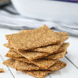 KETOCLUB Sour Cream Crackers 150g