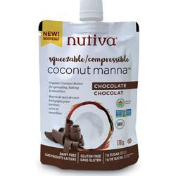 Coconut Manna Compressible