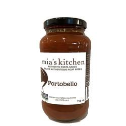 Sauce pour pâtes Portobello 710ml