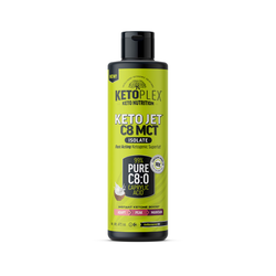 Keto Jet MCT Oil C8 473ml