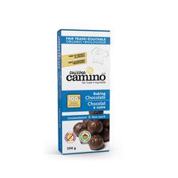 CAMINO Baking chocolate 200g