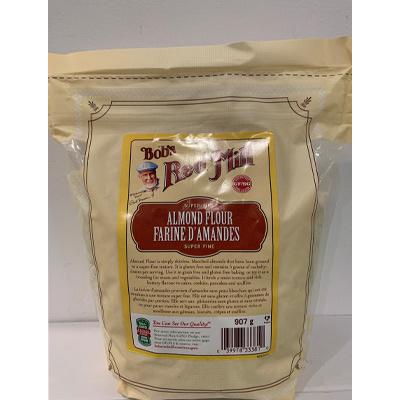 BOB'S RED MILL Super fine almond flour 907g