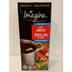 IMAGINE Bouillon de bœuf 1L