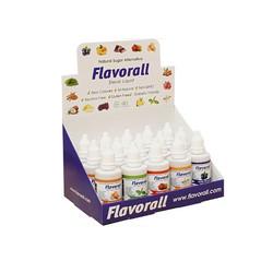 FLAVORALL Stevia Liquid