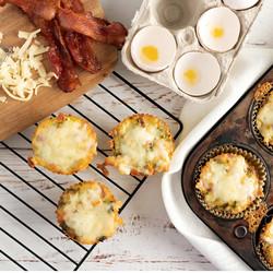 Plat Frittata au Bacon, Cheddar et Brocoli 420g
