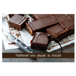 Dessert Brownie Keto 264g