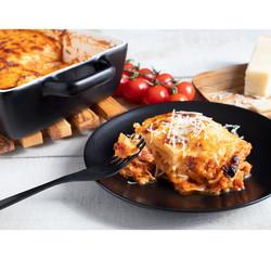 Plat Lasagne au chou vert à la viande