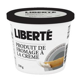 LIBERTÉ fromage à la crème 250G