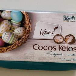 Chocolat de Pâques 12 morceaux 156g