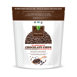 Unsweetened chocolate chips 200g