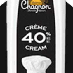 Crème 40% 473ml