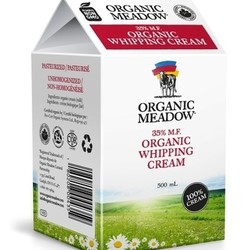 35% organic whipping cream 500ml