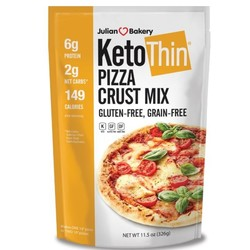Keto thin pizza crust mix 326g