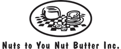 NUTS TO YOU NUT BUTTER