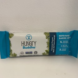 HUNGRY BUDDHA Barres Keto 40g