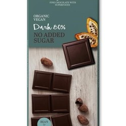BINJAMISSIMO Dark chocolate 80% 70g