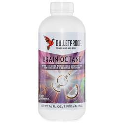 Improved MCT oil (brain octane) 473ml