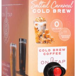 SKINNY Cold Brew Coffee, Salted Caramel 72oz Box