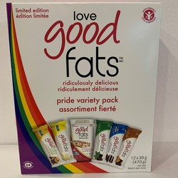 GOOD FAT Limited Edition Pride Variety Pack  12x39g
