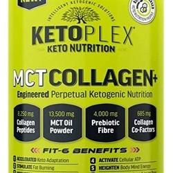 KETOPLEX MCT Collagen 305g