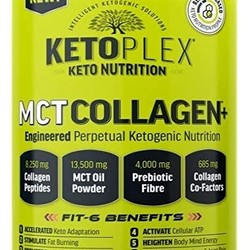 KETOPLEX MCT Collagène 305g