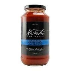 NICASTRO  Pasta Sauces