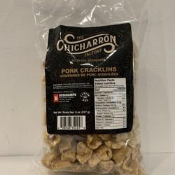 THE CHICHARRON FACTORY Pork Cracklins 227g