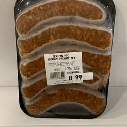 SABOR LATINO sausage (5 pqt) (5 flavours)