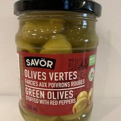 SAVÖR Olives Biologiques (2)