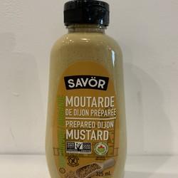 SAVÖR Organic Mustards (2)