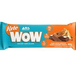 ANS PERFORMANCE Barres WOW (4 saveurs) 40g