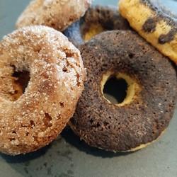 DÉLICIEUSEMENT KETO Donuts (6) 210g
