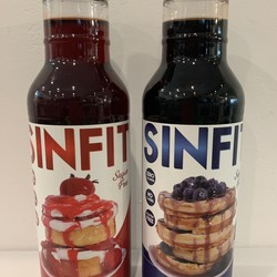 SINFIT Syrups (2 flavours) 355ml