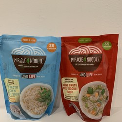 MIRACLE NOODLE Soupes (2)