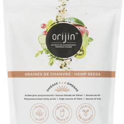ORIJIN Hemp seeds Organic 450g