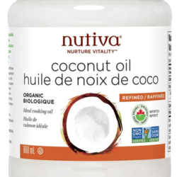 NUTIVA Refined Coconut Oil 860ml