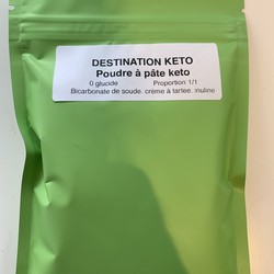 DESTINATION KETO Baking Powder 125g