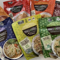 MIRACLE NOODLE Meals (7 flavours)