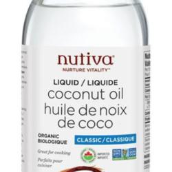 NUTIVA Coconut Oil Liquid Classic 473ml