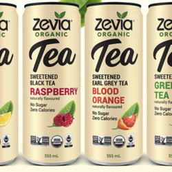 ZEVIA Biologique Caisse de 12 (6 saveurs)