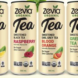 ZEVIA Organic Case of 12 (6 flavors)