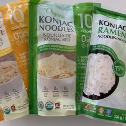BETTER THAN NOODLES Konjac (3 types)