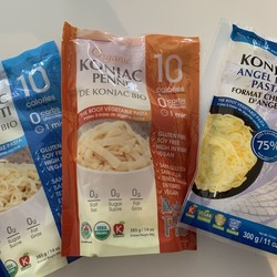 BETTER THAN PASTA Konjac (3 types)