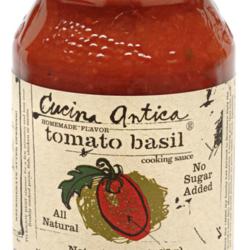 CUCINA ANTICA Tomato and Basil Sauce 670ml