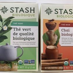 STASH TEA (2 Saveurs) 18 Sachets