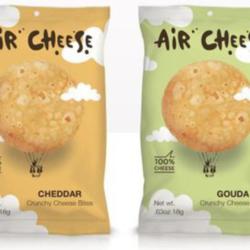 AIR CHEESE Fromage Déshydraté 42 g (2 saveurs)